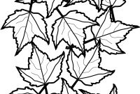 Fall Flowers Coloring Pages - Impressive Maple Leaf Coloring Page Download Free Leaves Printable to Print