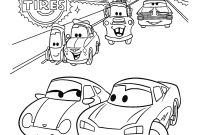 Cars the Movie Coloring Pages - In Cars Coloring Pages From the 2 Disney Movies – Fun Time Gallery