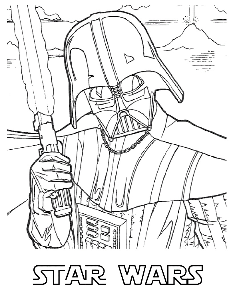 Inspirational Star Wars Coloring Pages Printable Of Fresh Star Wars Coloring Pages to Print