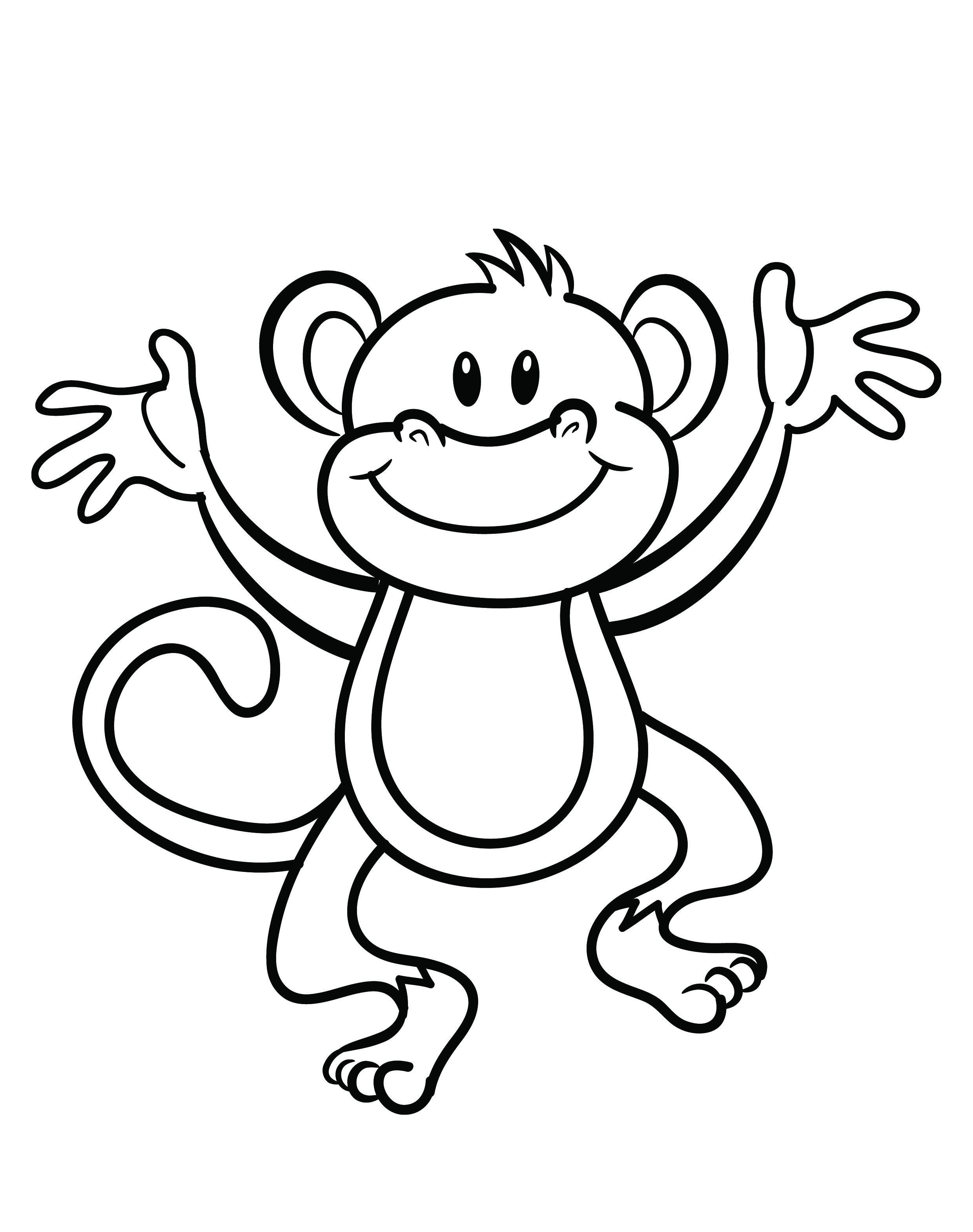Interesting Monkey Coloring Sheets Coloring to Snazzy Custom Download Of Custom Coloring Pages Gallery