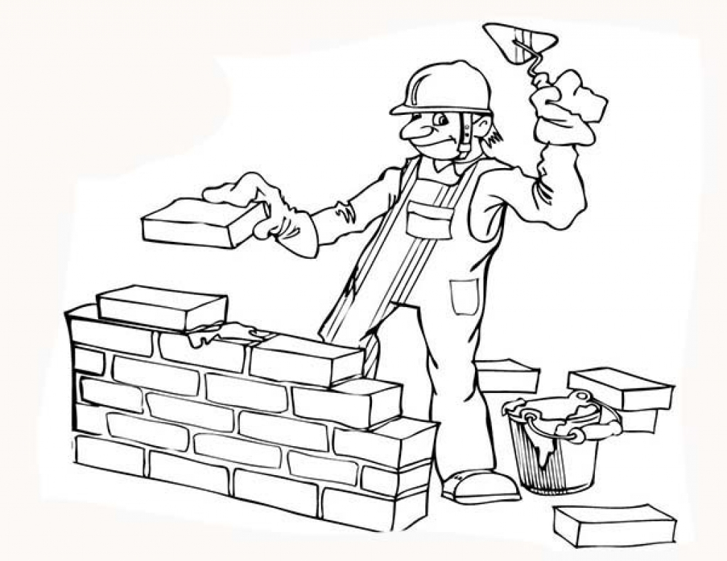 wall coloring pages - photo#24