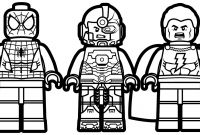 Lego Dimensions Coloring Pages - Lego Color Pages Download