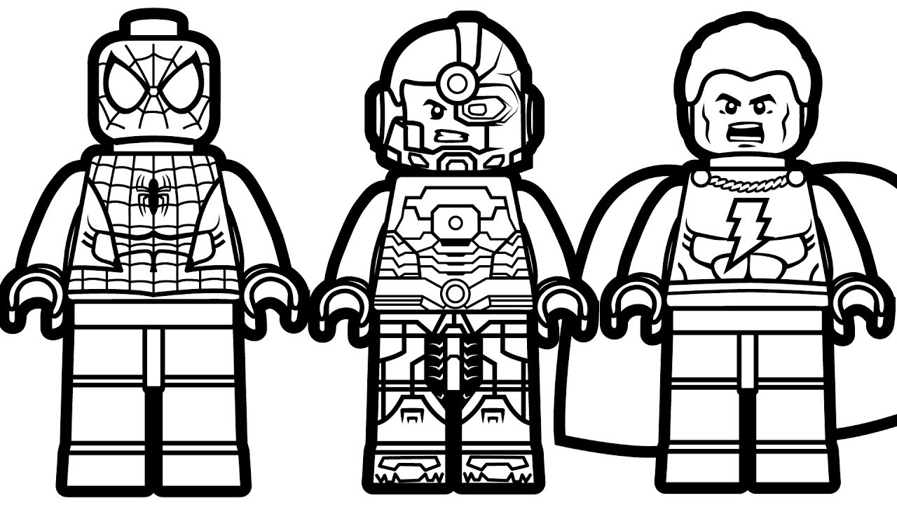 Lego Color Pages Download Of Lego Dimensions Coloring Pages Collection Page Ninja Grig3 Printable