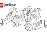Lego Dimensions Coloring Pages - Lego Juniors Racetrack tow Truck Coloring Page Coloring Pages Collection