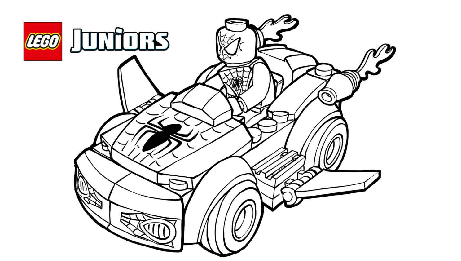Lego Spiderman Coloring Pages Gallery Collection Of Lego Dimensions Coloring Pages Collection Page Ninja Grig3 Printable