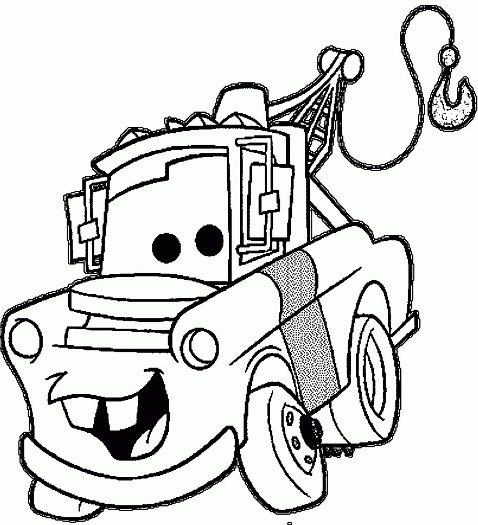 Lightning Mcqueen and Mater Coloring Pages Elegant Colouring Flash to Print Of Disney Car Coloring Pages Cars Free Download