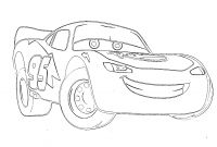 Cars the Movie Coloring Pages - Lightning Mcqueen Coloring Page Lovely Disney Cars 2 Lightning Gallery