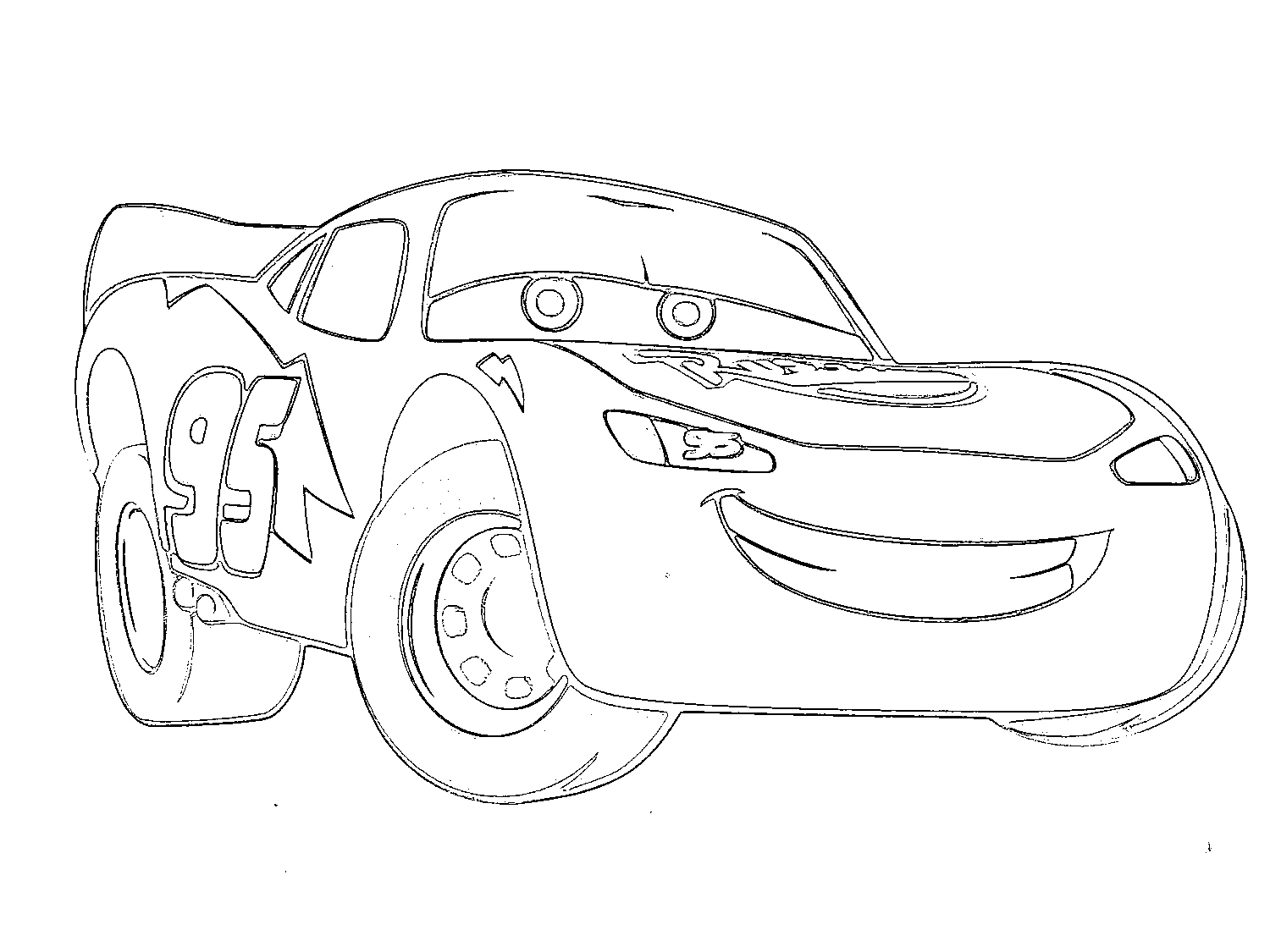 Lightning Mcqueen Coloring Page Lovely Disney Cars 2 Lightning Gallery Of Car Coloring Pages Disney Cars the Movie to Print Grig3 Download