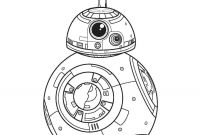 Star Wars Free Coloring Pages - Lovely Sensational Bb8 Coloring Page Star Wars Pages the force Collection