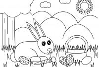 Coloring Pages for Kids for Easter - Magnificent Kindergarten Easter Coloring Free Worksheets Pages to Print