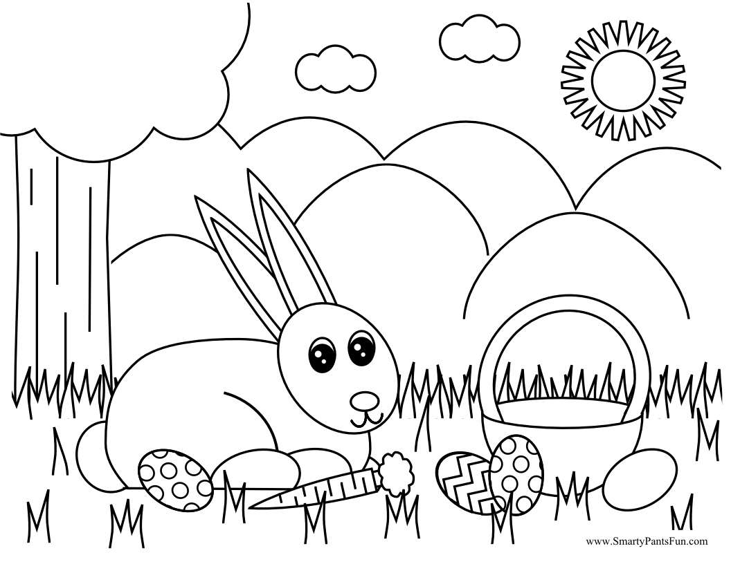 Magnificent Kindergarten Easter Coloring Free Worksheets Pages to Print Of Easter Egg Designs Coloring Pages to Print