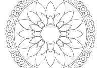 Mandala Coloring Pages to Print - Mandala Coloring Pages Kids Unique Mandala Coloring Pages to Print Gallery