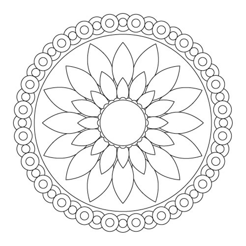 Mandala Coloring Pages Kids Unique Mandala Coloring Pages to Print Gallery Of Modern Intricate Mandala Coloring Pages Coloring for Good Mandala to Print
