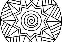 Mandala Coloring Pages to Print - Mandala Coloring Pages Printable Free Kids Gallery Download