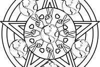 Mandala Coloring Pages to Print - Mandala Coloring Pages Printable