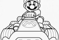 Mario Coloring Pages to Print - Mario Coloring Pages Printable Printable