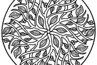 Mandala Coloring Pages to Print - Marvelous Mandala Coloring Pages the Arts Printable Line Download