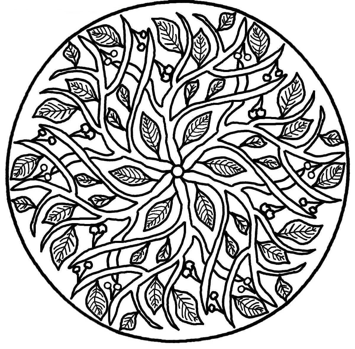 Marvelous Mandala Coloring Pages the Arts Printable Line Download Of Modern Intricate Mandala Coloring Pages Coloring for Good Mandala to Print