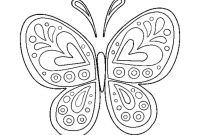 Monarch butterfly Coloring Pages - Monarch butterfly Coloring Page Luxury Cartoon butterflies Many Gallery