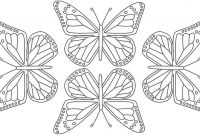 Monarch butterfly Coloring Pages - Monarch butterfly Coloring Pages Collection