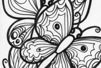 Monarch butterfly Coloring Pages - Monarch butterfly Coloring Pages Inspirational Awesome butterfly Printable