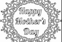 Mothers Day Coloring Pages Kids - Mother Day Coloring Pages Eson Me and Mothers Free General Cute Download
