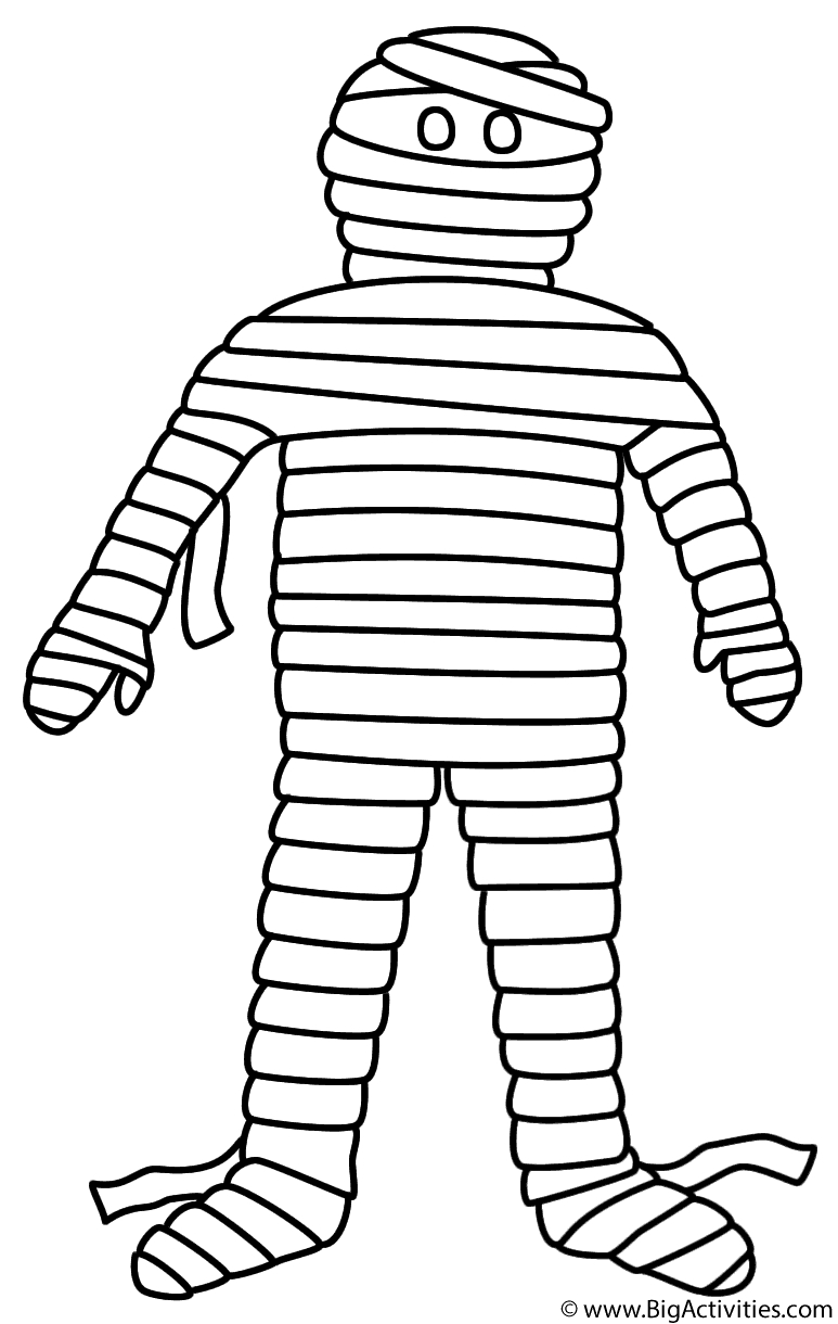 Mummy Online Activities Stories and Printables for Kids Gallery ...