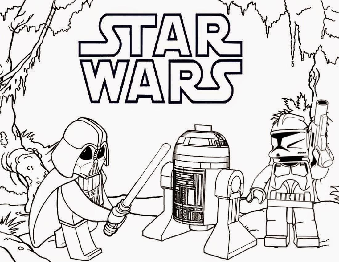 New Coloring Pages Star Wars Printable Of New Coloring Pages Star Wars Printable
