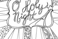Printable Holiday Coloring Pages - New Free Adult Christmas Coloring Pages Gallery Gallery