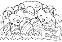 Coloring Pages for Kids for Easter - New Free Printable Easter Coloring Pages Printable Coloring Page Gallery