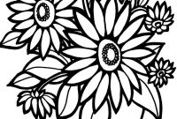 Fall Flowers Coloring Pages - New Printable Flower Coloring Pages for Girls Gallery Collection