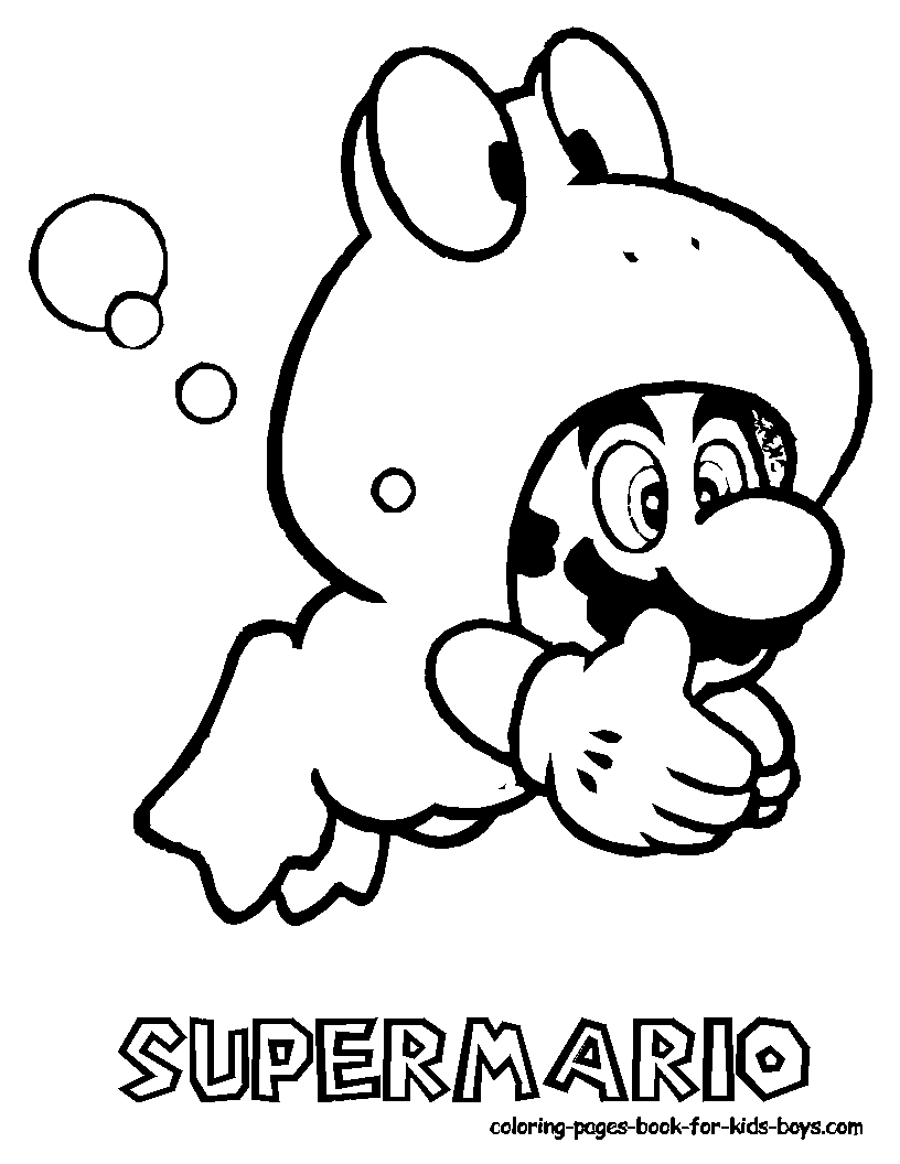 New Super Mario Bros Coloring Pages Mushrooms toads Design Download Of Toad Mario Drawing at Getdrawings Gallery