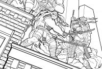 Teenage Ninja Turtle Coloring Pages - New Teenage Mutant Ninja Turtles Coloring Pages Nickelodeon Leri to Print