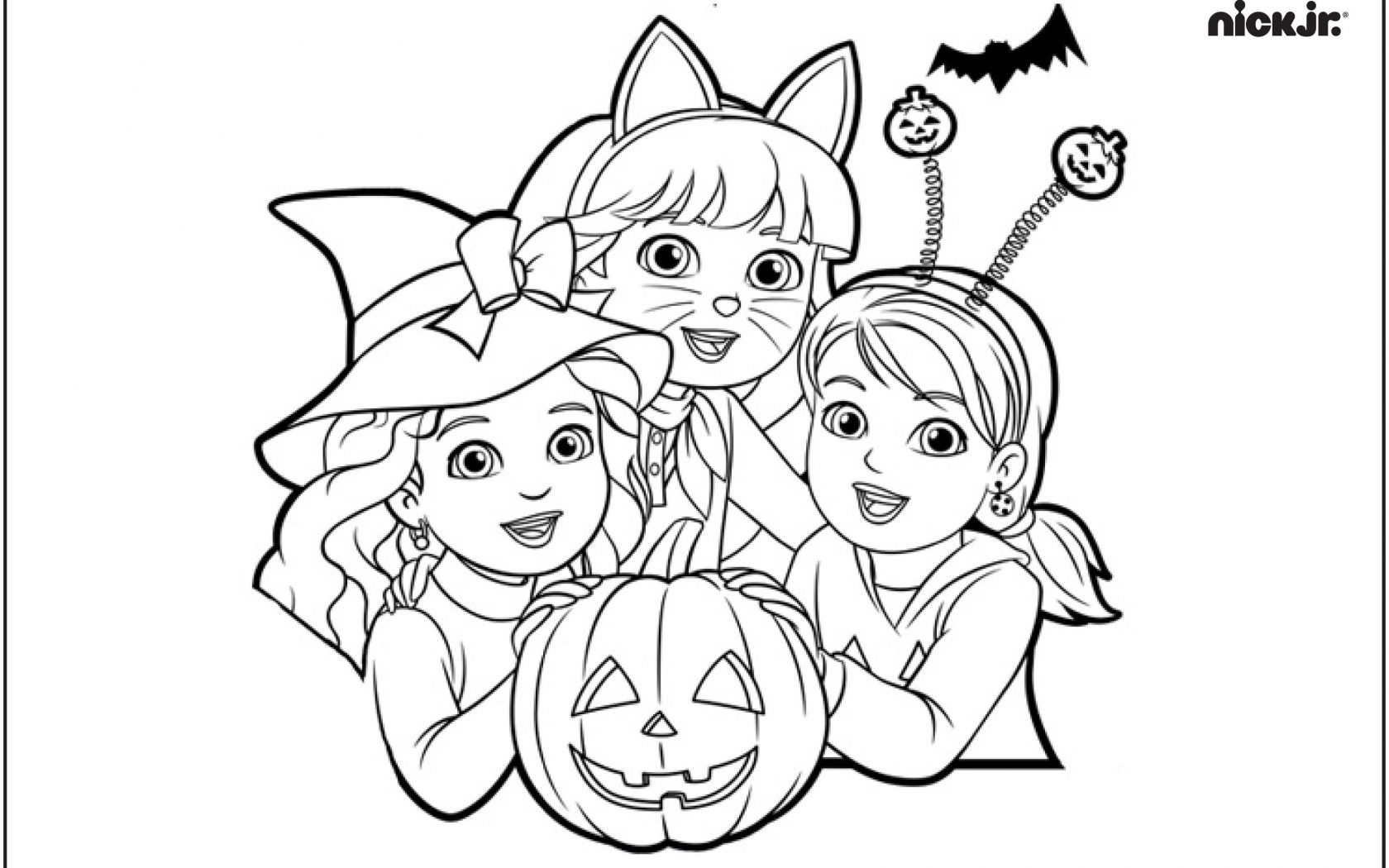 nickelodeon coloring pages to print - photo#27