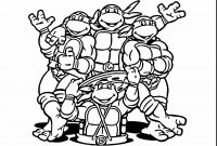 Teenage Ninja Turtle Coloring Pages - Ninja Turtles Coloring Pages Printables Printable Coloring Page to Print
