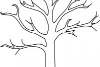 Tree Coloring Pages - Noted Coloring Picture A Tree Pages Unknown Resolutions Printable