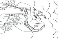 Wall Coloring Pages - Odd Wall Size Coloring Pages for Teens Kids Ancient China Great Page to Print