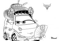 Coloring Pages Cars 2 - Okuni Coloring Pages for Kids Cars 2 to Print