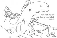Cartoon Whale Coloring Pages - Outstanding Jonah Coloring Pages and the Whale Unknown to Print