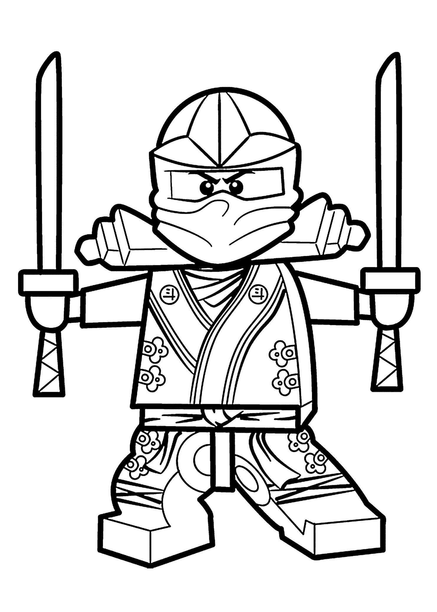 Perspective Ninjago Lloyd Coloring Pages Printable Lego Page Download Of Lego Dimensions Coloring Pages Collection Page Ninja Grig3 Printable