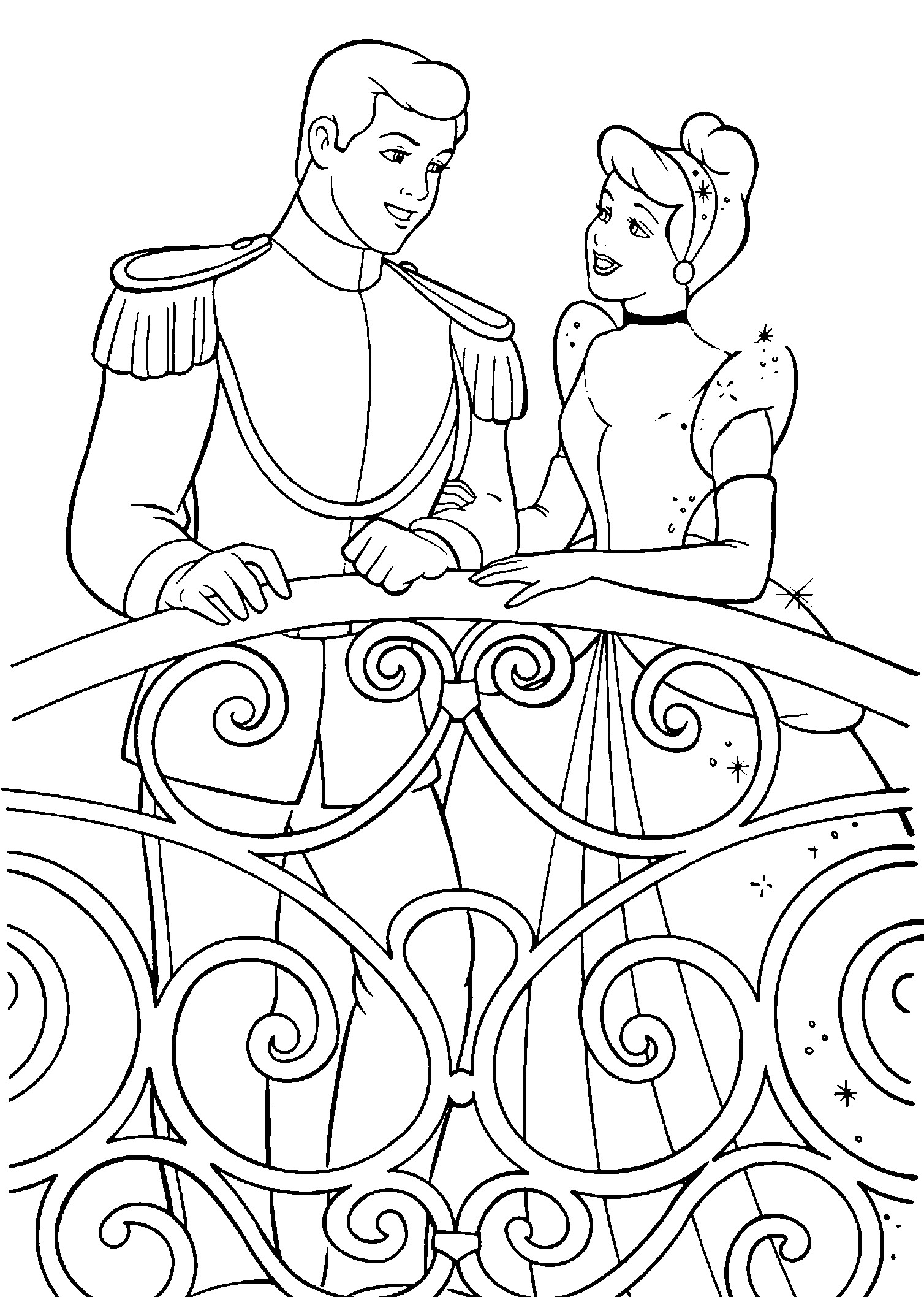 Wedding Coloring Pages Free Printable 9k - Save it to your computer