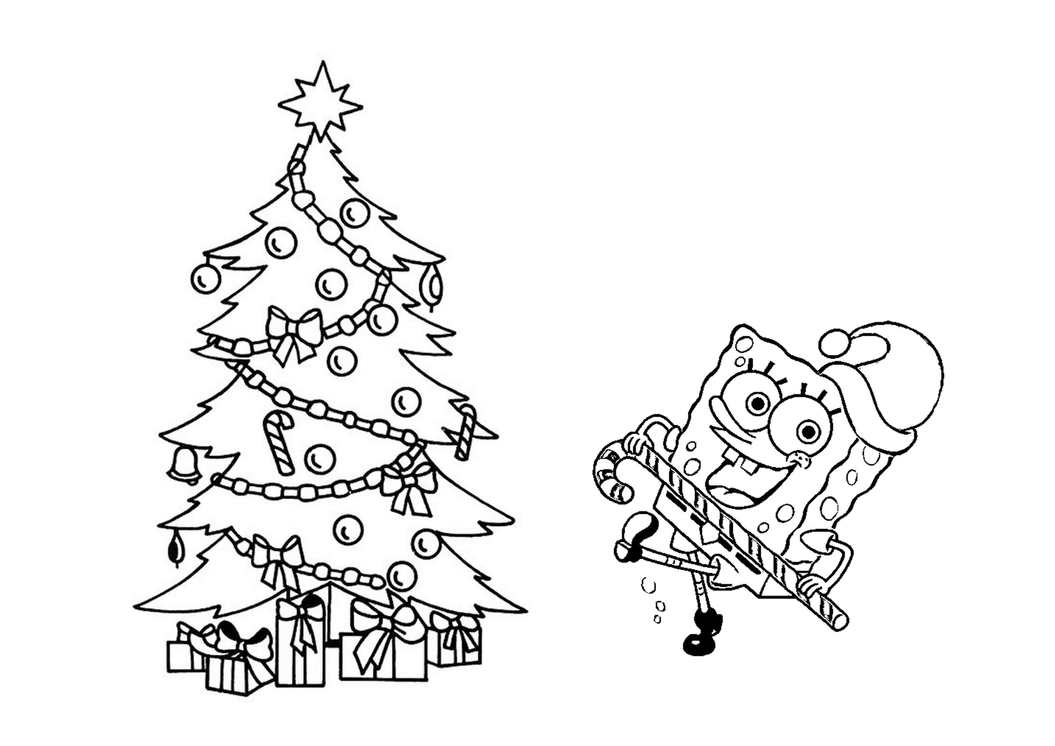 Print Download Printable Christmas Coloring Pages For Kids Of Crafts