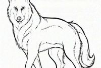 Wolf Coloring Pages Printable - Print & Download Wolf Coloring Pages theme to Print