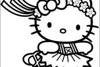Hello Kitty Free Printable Coloring Pages - Print Coloring Pages Free Hello Kitty Page with Faba to Print