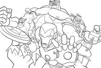 Printable Avengers Coloring Pages - Printable Coloring Pages the Avengers Page In Capricus Gallery