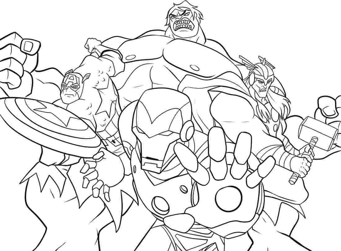 29 The Incredible Hulk Coloring Pages Incredible Hulk