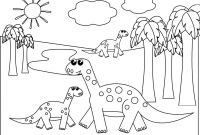Dinosaurs Coloring Pages - Printable Dinosaur Coloring Pages Free Bloodbrothers Me Fine to Print