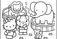 Animals Coloring Pages to Print - Printable Jungle Animal Coloring Pages Printable Coloring Page Gallery