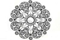 Abstract Coloring Pages Online - Printable Mandala Coloring Pages for Adults Ivanvalencia Collection