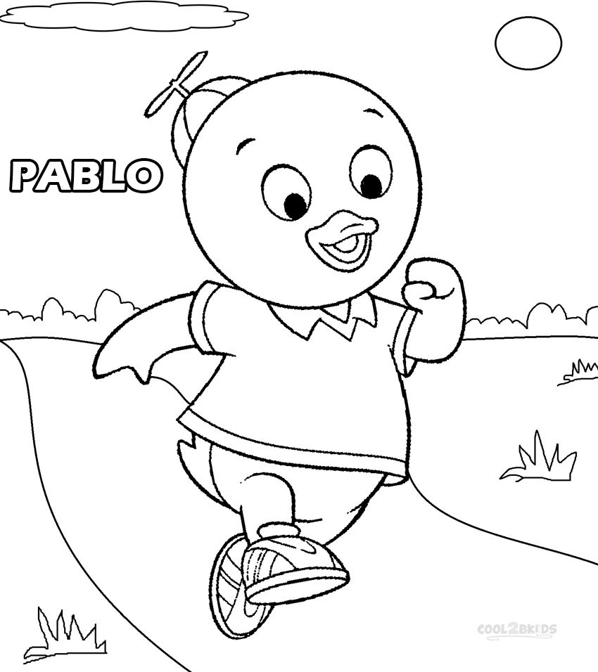 Nickalodeon Coloring Pages to Print 18l - Save it to your computer